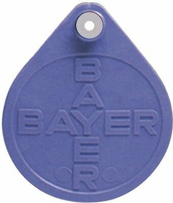 Bayer Pyrethroid Pest Control CyLence Ultra Insecticide Cattle Ear Tag Fly 20 CT