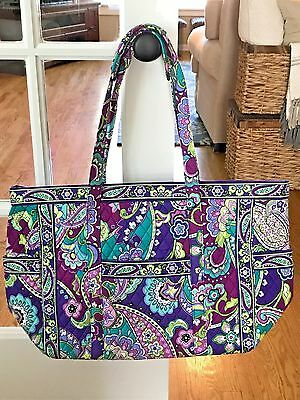 NWOT Vera Bradley Heather Get Carried Away Tote - Great for Travel