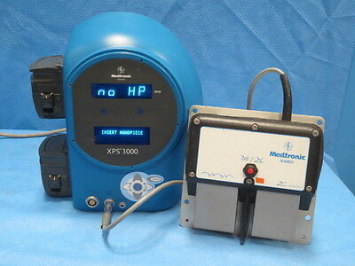 Medtronic XOMED XPS 3000 XPS3000 Microresector Double Irrigation System