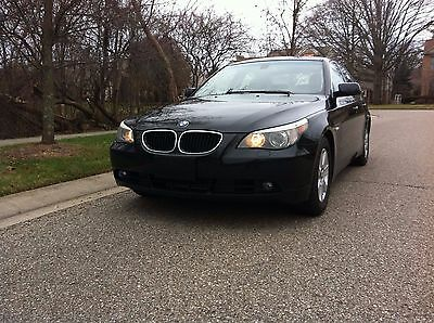 2006 BMW 5-Series Cold weather package 2006 BMW 530i