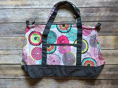 Thirty One Retro Metro Weekender Bubble Bloom New