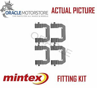 New Mintex Front Brake Pads Accesory Kit Shims Genuine Oe Quality Mba1776