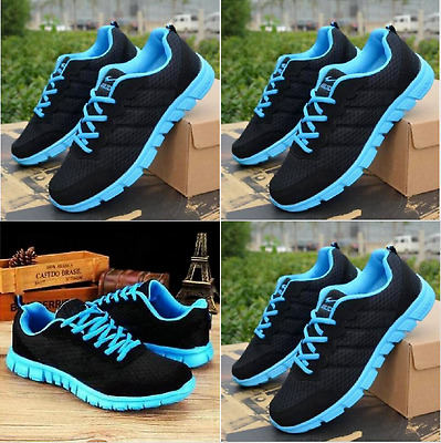 Men's Running Breathable Shoes Sports Casual Athletic Sneakers New FashionEUR44