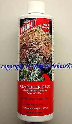 CLARIFIER Plus Reef polymer-blend 473ml MICROBE-LIFT 48,41€/ L