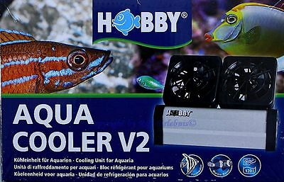 EAU Cooler v2 de Hobby aquarium Ventilateur 2 compartiments