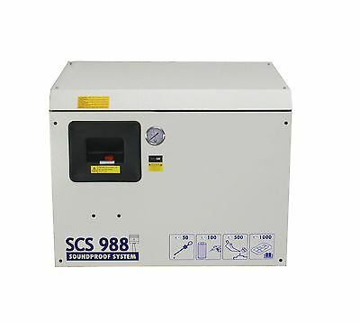 SCS 988 Silent Reciprocating Air Compressor