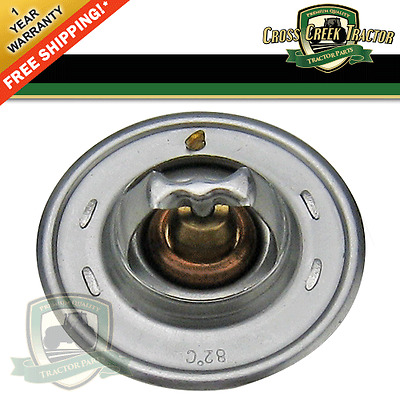 E0NN8575AA NEW Thermostat 180° For Ford 2000 3000 4000 4000SU 2600 3600 4600+