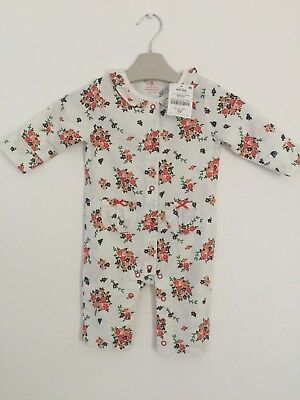 BNWT Next Baby Girl Floral Outfit 3-6 Months