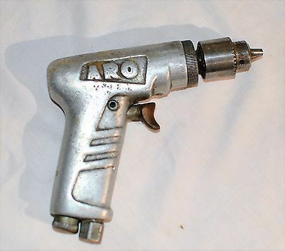 Aro Pneumatic Air Drill Made In USA