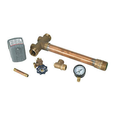 CAMPBELL Well Water Tank Installation Kit,Brass, TFP 18-LF