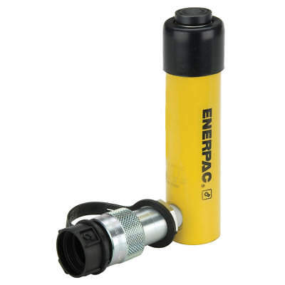 ENERPAC Cylinder,5 tons,3in. Stroke L, RC-53