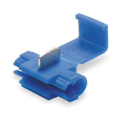 3M Displacement Connector,18-14 AWG,PK100, 560B BOX, Blue