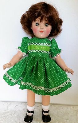 CUTIE~1950's IDEAL TONI DOLL~NICE & CLEAN WITH A NEW WIG