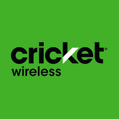 $110 Cricket Wireless Refill Card. E-Mail 24 Hours Delivery!