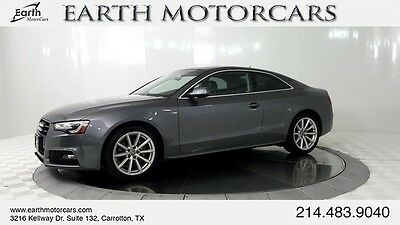 2016 Audi A5  2016 Audi A5 Premium Plus, Tech Pkg, Heated Seats, Rear Camera