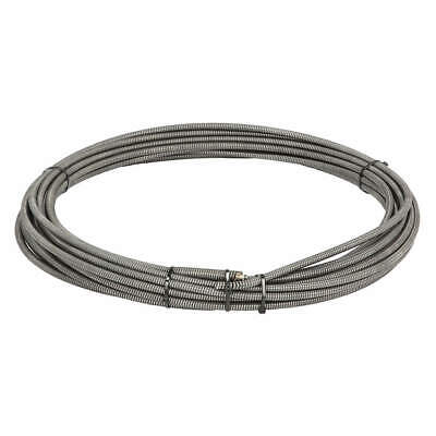 RIDGID Steel Drain Cleaning Cable,3/8 In. x 75  ft., 37847