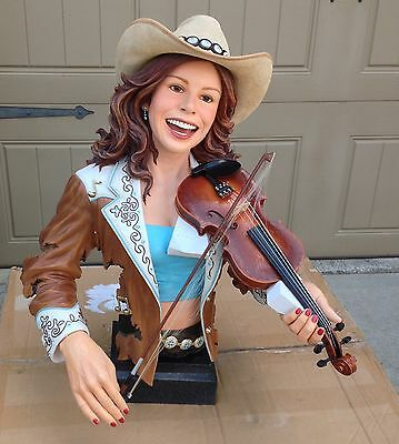 Willitts Design All that Jazz COUNTRY CHARM Figurine - Artist Proof 1/50
