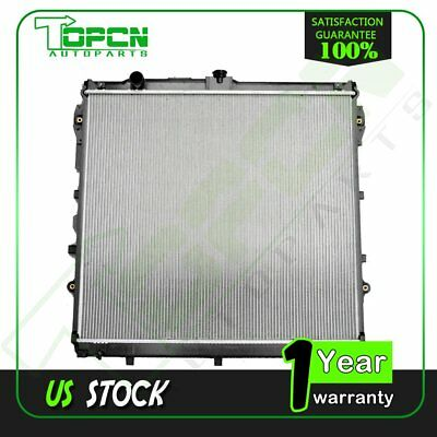 Brand New Aluminum Radiator Fits CU2994 for 2007-2012 Toyota Tundra 4.6L 5.7L V8