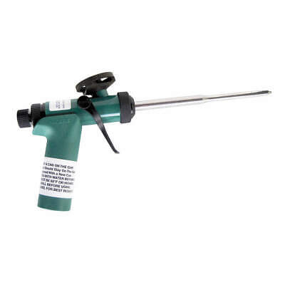 TODOL PAGERIS Spray Foam Dispensing Unit,9 In.,Green, GU01, Green