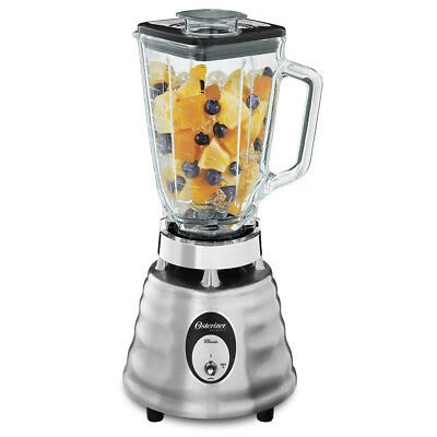 Oster 004093-008-NP0 Beehive Blender, Brushed Stainless