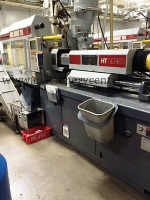Van Dorn Injection Molding Machine '97 120 Ton, 6 Oz. HT Series