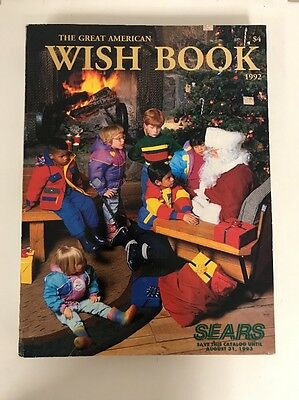 1992 SEARS Christmas Wish Book ~ Barbie Nintendo