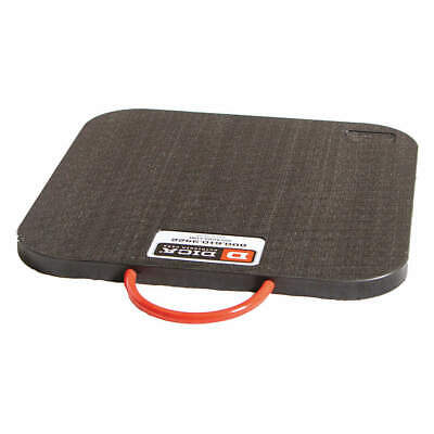SAFETY TECH OUTRIGGER PAD Crane Pad,UHMW, HDPE,18 in. L x 18 in. W, PAD18181