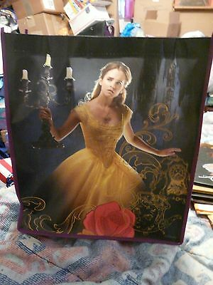 Disney's Beauty and the Beast (Live Action) reusable shopping bag, NWT