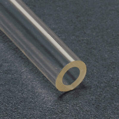 TYGON Tygon Tubing,Clear,1/4 In. Inside Dia,50 ft., ACF00018, Clear