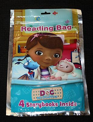Doc McStuffins Bulk 4 x Books - Soft Cover Readers The Mermaid Dives In & etc