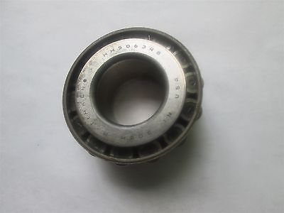 Timken Tapered Roller Bearing Cone HH506348 NOS made in USA