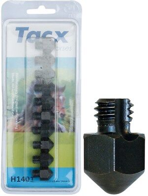 Tacx pack of 10 studs 3/8 14mm tacx