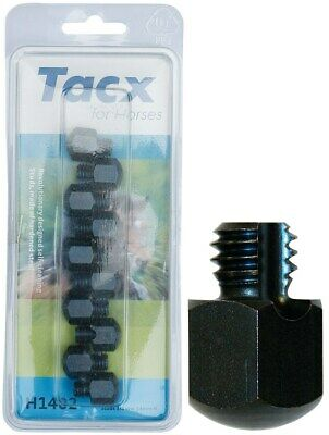 Tacx pack of 10 studs 3/8 14mm stub tacx