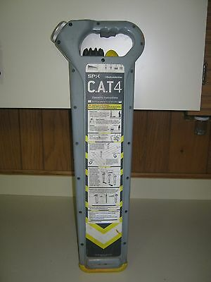 Used SPX Radiodetection CAT4+ Electric Cable Locator Works Great