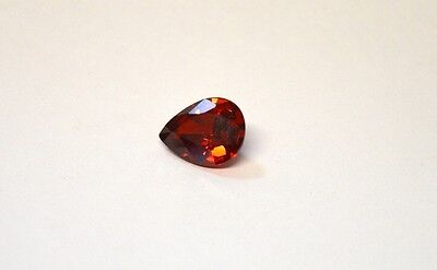 12.8 CT PEAR CUT NATURAL COLOR CHANGE Greeny Blue TO Red  ALEXANDRITE GEMSTONE