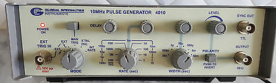 Global Specialties 10 Mhz Pulse Generator Great Condition!!!!!