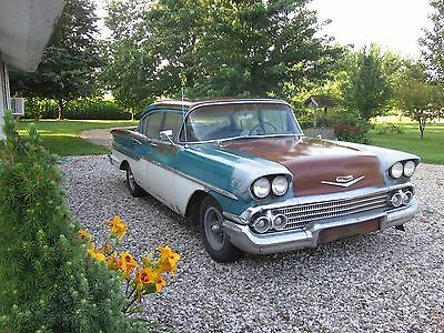 1958 Chevrolet Other  1958 Chevy DelRay
