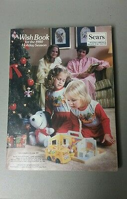 Sears 1980 Christmas Wish Book Catalog Star Wars