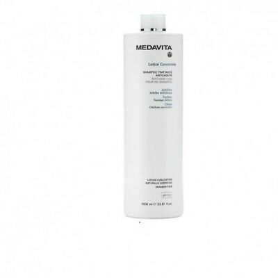 Lotion Concentree Shampoo Trattante Anticaduta 1000 ml Medavita