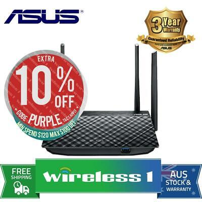 Asus RT-AC58U AC1300 Dual-Band Wi-Fi Gigabit Router
