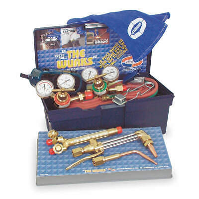 UNIWELD Welding/Cutting Kit, WURKS-A
