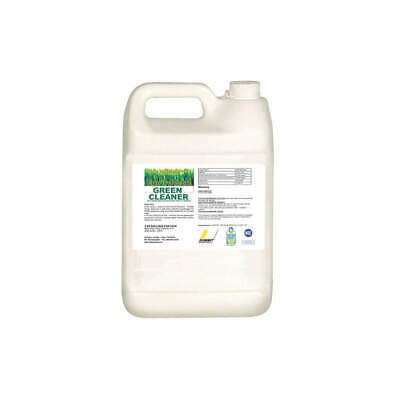 SUMMI Cleaner,Yllw,1 gal,Unscented,All Purpose, ENVIROTECH GREEN CLEANER, Yellow