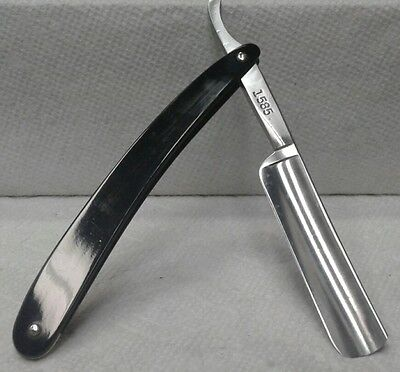 """Nice Vintage ShuEdge Straight Razor 5/8"""" Factory Scales Shave Ready"""