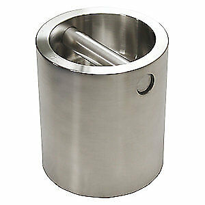 RICE LAKE Stainless Steel Calibration Weight, 10 lb, 12673