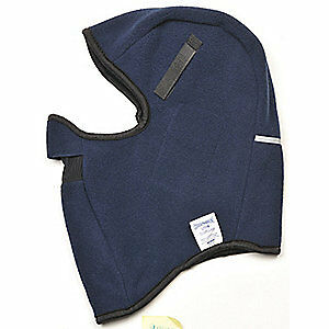 BREATHE EASY Fleece Face Mask,Blue,Universal, LA648, Blue