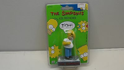 New ~ The Simpsons Air Freshener Homer D'oh!