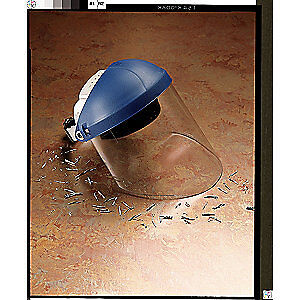 3M Faceshield Frame,Clear,Polycarbonate, 82782-00000