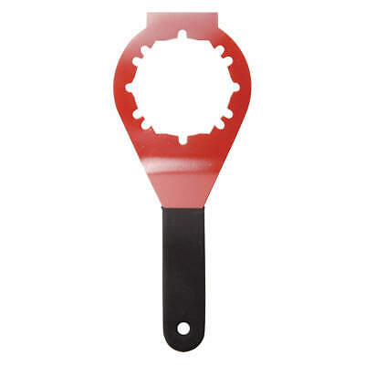SUPERIOR TOOL Drain Wrench,Zinc and Rubber, 03710