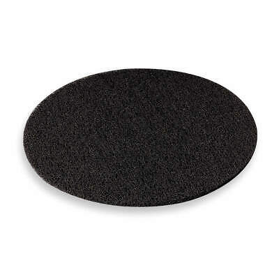 ABILITY ONE Stripping Pad,20 In,Black,PK5, 7910-01-513-2272, Black