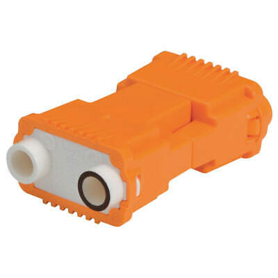 IDEAL Ballast Disconnct,Orng,2 Ports,600V,PK25, 30-372, Orange